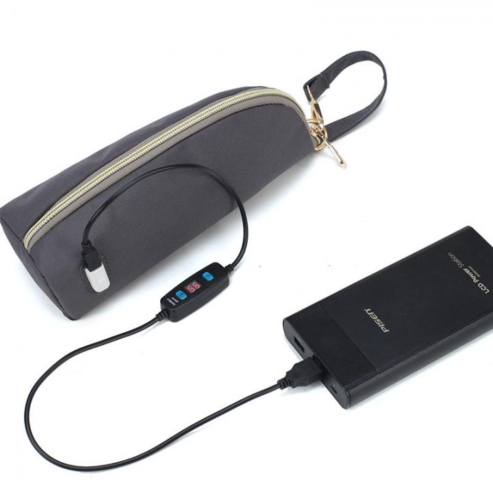 Термосумка с USB-подогревом для детских бутылочек