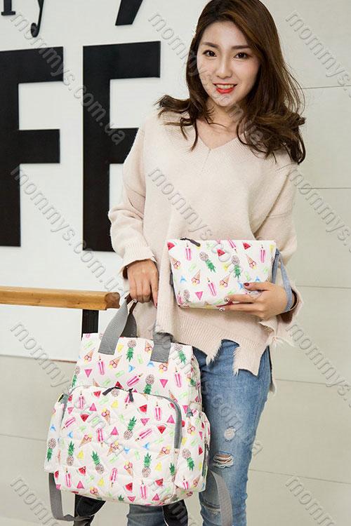 Рюкзак для мам Cube