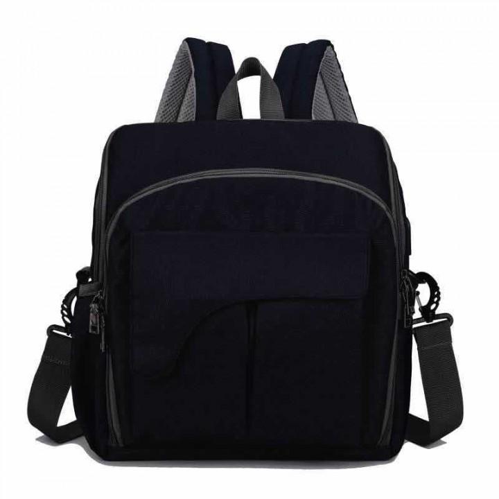 Рюкзак Для Мам Mini Evo (4в1) Черный, 9 л