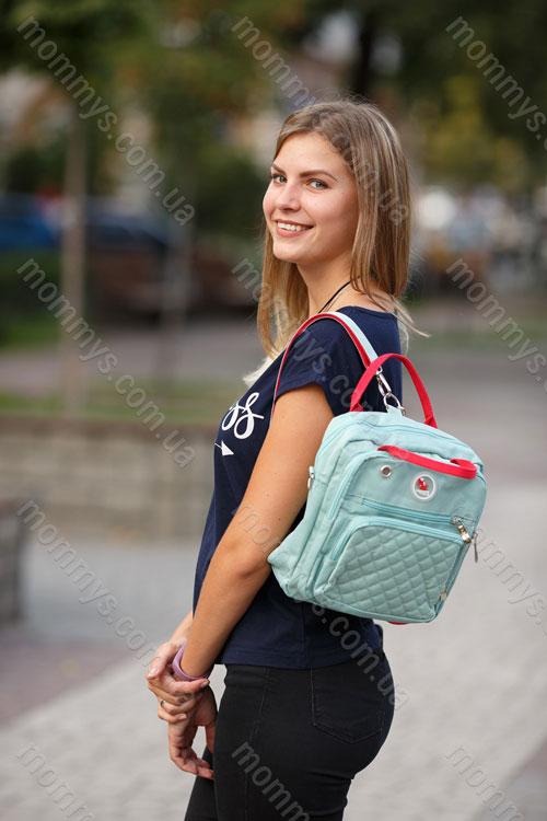 сумка для мам Aero Mint