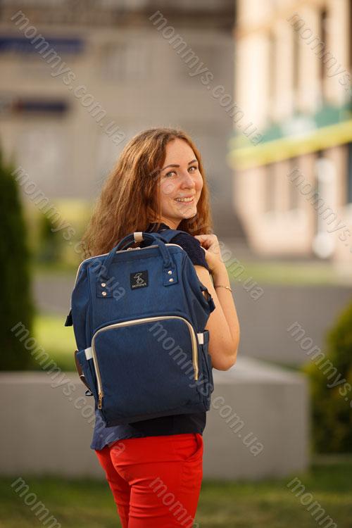 сумка для мам Original Blue