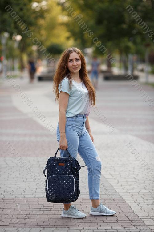 сумка для мам Vojage Blue