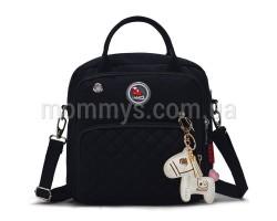 Сумка-Рюкзак Для Мам Aero Black, 7 л