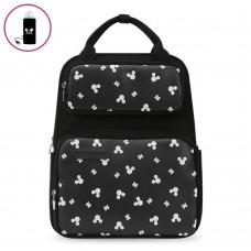 Сумка-Рюкзак Для Мам Disney с USB-подогревом, Черная 18 л
