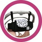 Сумки и органайзеры для коляски
