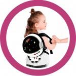 Детские рюкзаки для малышей 2-3-4 года (для девочек)