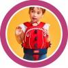Для дошкольницы 4-6 лет