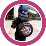Детские рюкзаки для малышей 2-3-4 года (для мальчиков)