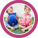 Детские рюкзаки для девочек, мальчиков и малышей