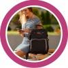 Сумки-рюкзак с USB