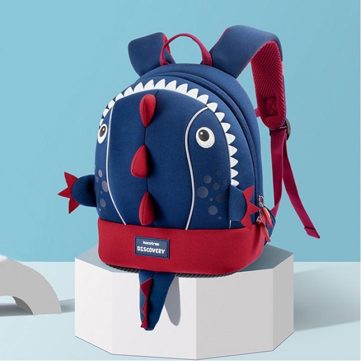 Детский рюкзак Discovery Дино Синий
