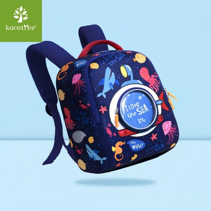 Детский рюкзак I LOVE Морской