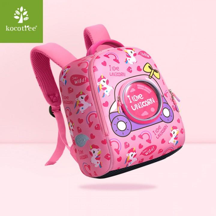 Детский рюкзак I LOVE Единорожка