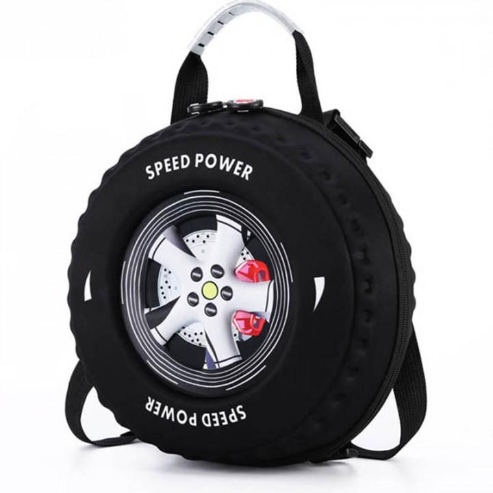"""Детский рюкзак """"Tire Boys"""" Черный"""