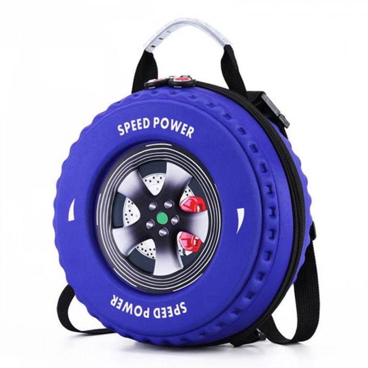 """Детский рюкзак """"Tire Boys"""" Синий"""