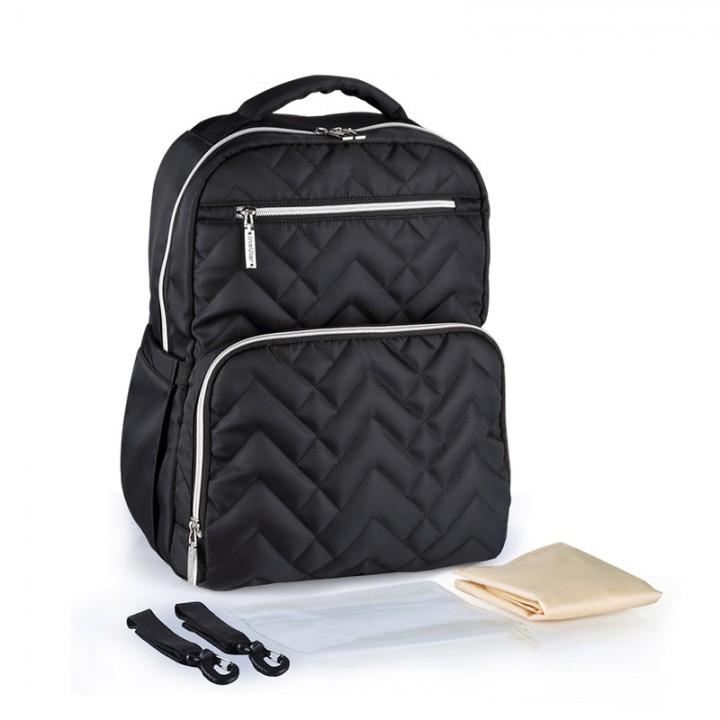 Рюкзак Для Мам Insular Quilt Черный