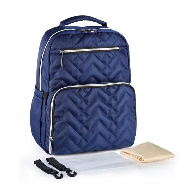 Рюкзак Для Мам Insular Quilt Синий