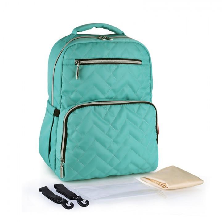 Рюкзак Для Мам Insular Quilt Мятный