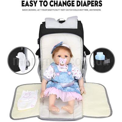 рюкзак с пеленатором для мам