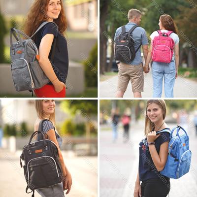 Лучший рюкзак для мам в категории Сумки-рюкзак